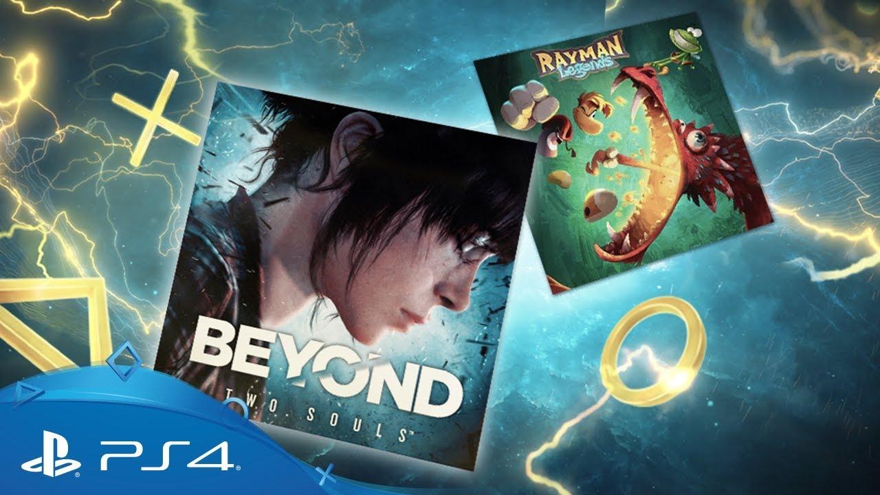PlayStation Plus Май 2018