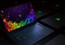 Razer представила новый ноутбук Razer Blade