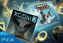 PlayStation Plus Июнь 2018: XCOM 2 и Trials Fusion