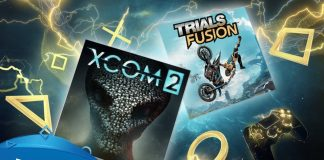 PlayStation Plus Июнь 2018: XCOM 2 и Trials Fusion