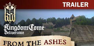 Трейлер сюжетного дополнения Из Пепла для KingdomCome:Deliverance