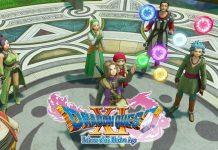 """Трейлер Dragon Quest XI Echoes of Elusive Age """"Верные компаньоны"""""""
