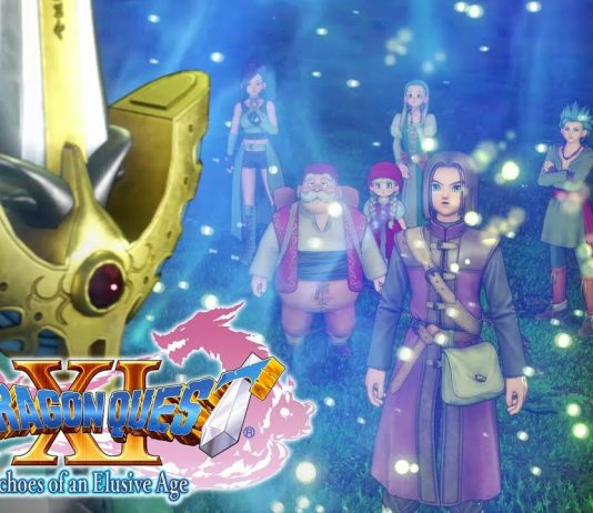 Вышла Dragon Quest XI Echoes of Elusive Age