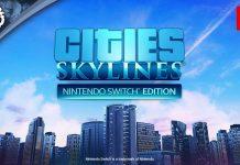 Cities Skylines стала доступна на Nintendo Switch