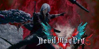 Devil May Cry 5 - трейлер с TGS 2018