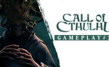 Call of Cthulhu - новый трейлер с геймплеем