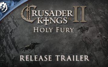 Представлено дополнение Crusader Kings II Holy Fury