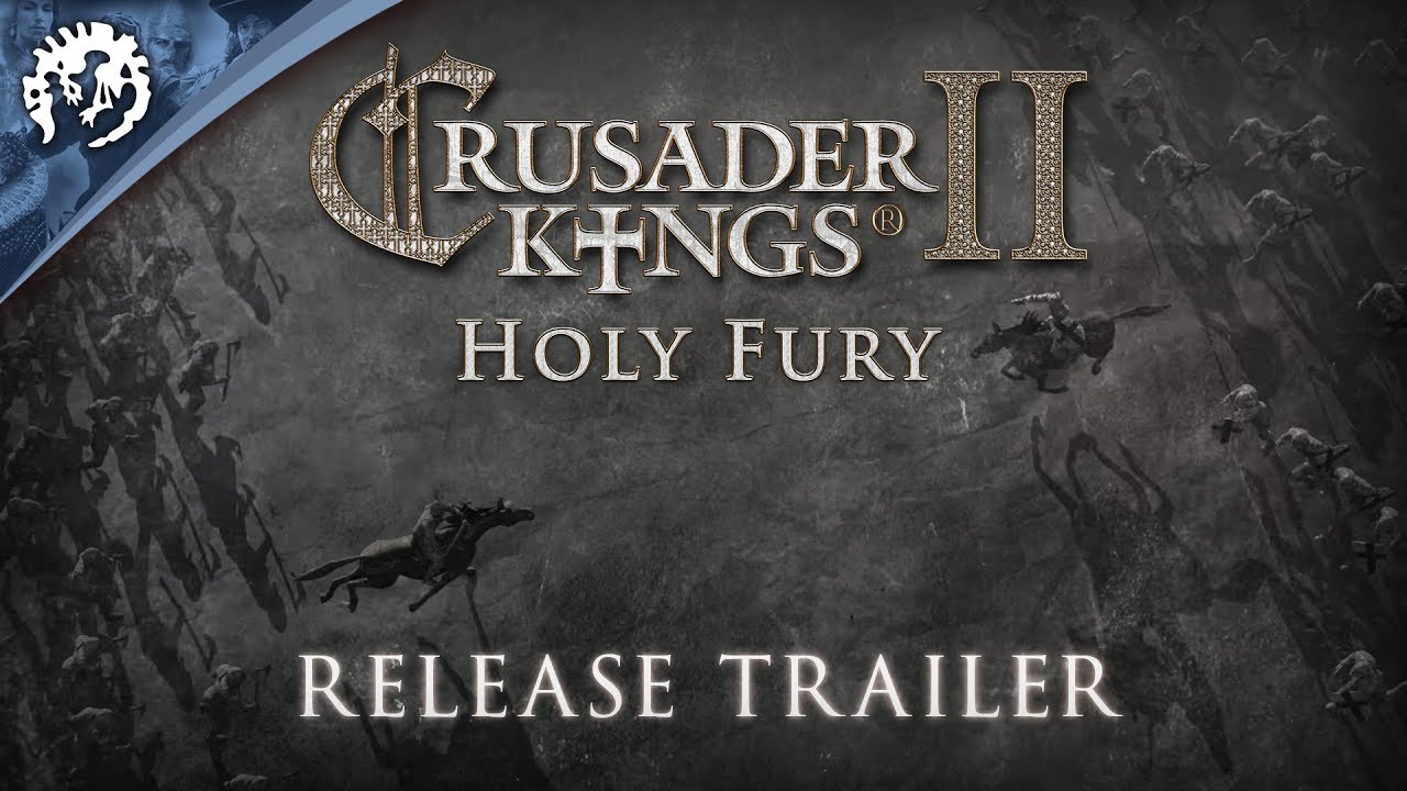 Представлено дополнение Crusader Kings II Holy Fury