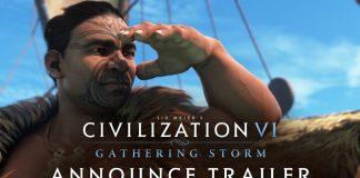 Civilization VI Gathering Storm выйдет 14 февраля 2019 года