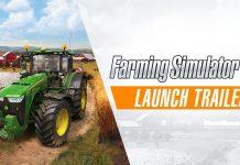 Farming Simulator 19 - премьерный трейлер