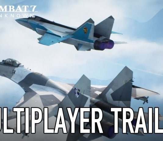 Ace Combat 7 Skies Unknown - трейлер мультиплеера