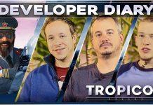 Tropico 6 раскрывает свои секреты в новом дневнике разработчиков
