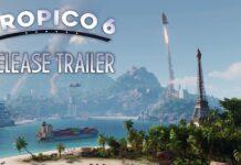 Tropico 6 появится на консолях уже в сентябре