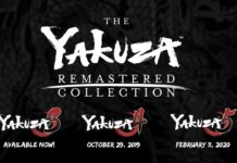 The Yakuza Remastered Collection уже доступна в PS Store