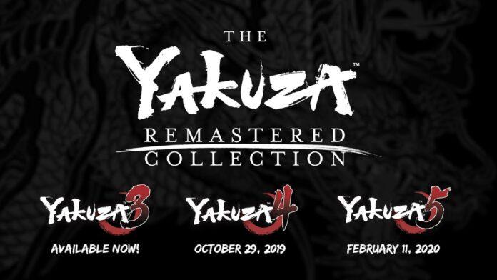The Yakuza Remastered Collection уже доступна в PS Store
