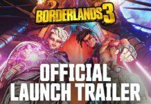 Премьерный трейлер Borderlands 3