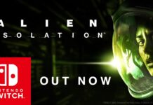 Alien Isolation вышла на Nintendo Switch