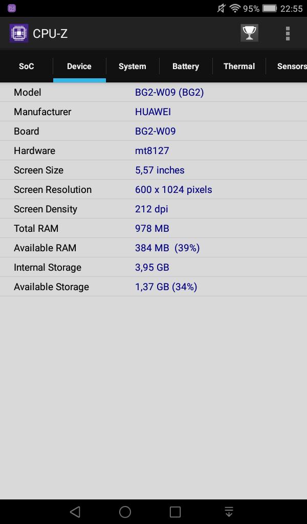 Обзор Huawei MediaPad T3 7