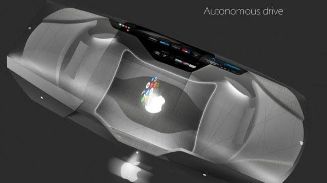 В Apple передумали создавать беспилотный автомобиль