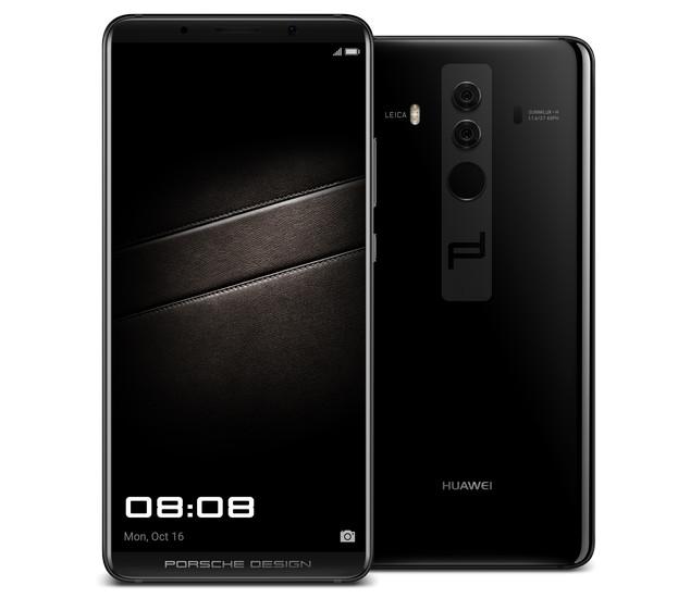 Официально представлены смартфоны Mate 10 и Mate 10 Pro