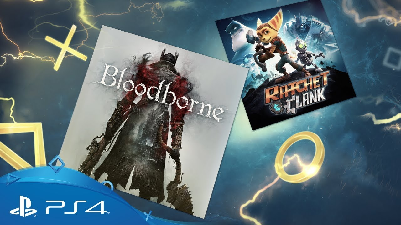 PlayStation Plus Март 2018