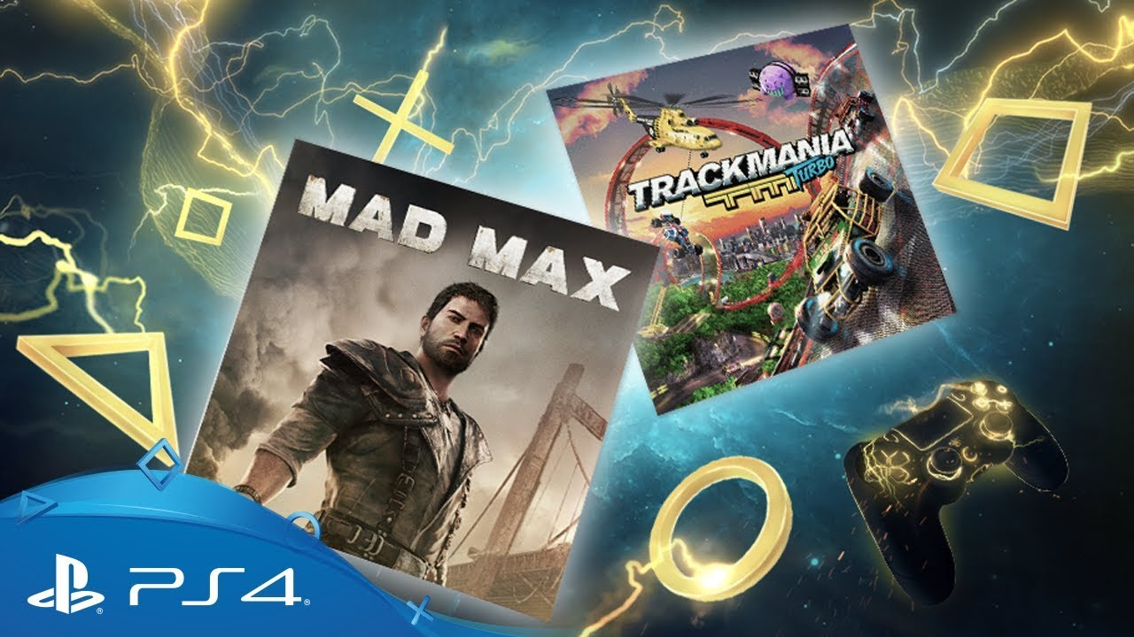 PlayStation Plus Апрель 2018