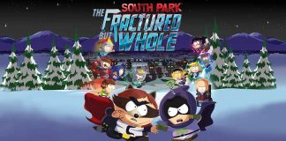 South Park: The Fractured But Whole вышла на Nintendo Switch