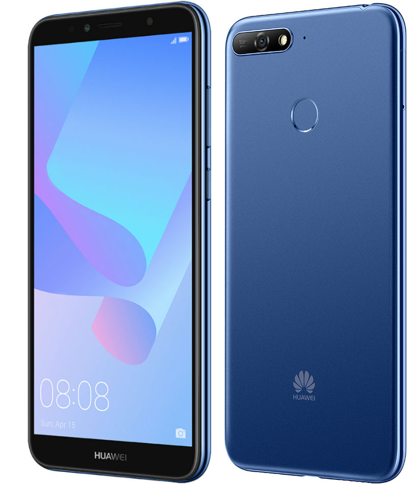 В России начались продажи Huawei Y6 Prime 2018