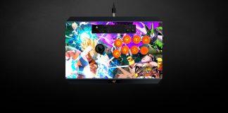 Razer Panthera Arcade Stick для PlayStation 4 в стиле Dragon Ball FighterZ