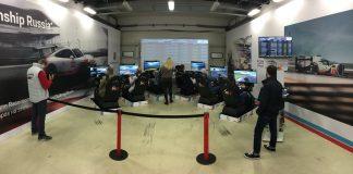 Porsche eRacing Championship Russia