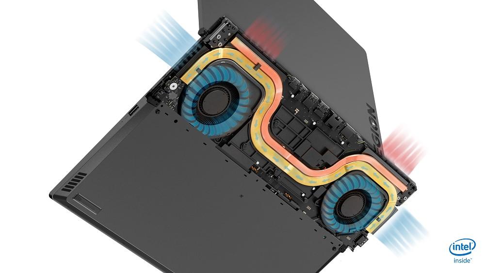 Lenovo представляет новые модели Legion