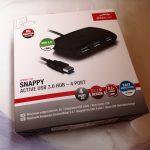 Обзор активного USB-хаба Speedlink Snappy 3.0