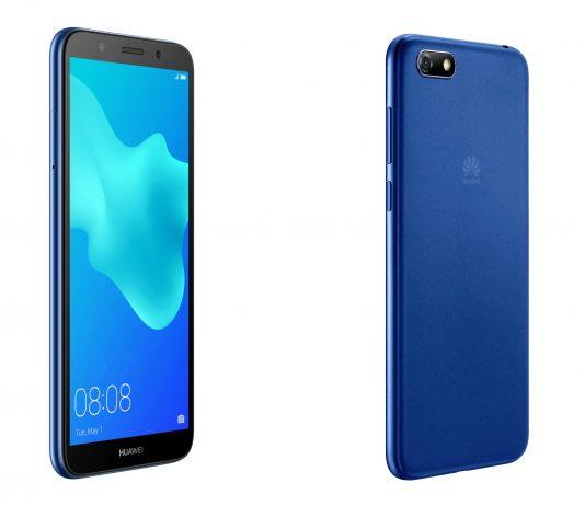 смартфон Y5 Prime 2018