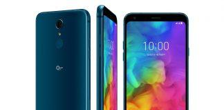 В России начались продажи смартфонов LG Q7 и LG Q7+