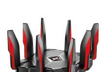 Archer C5400X от TP-Link - настоящий трехдиапазонный игровой роутер