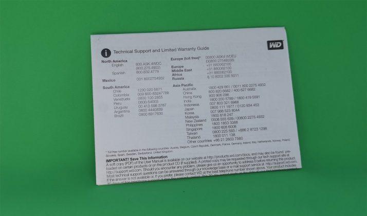 Обзор Western Digital My Passport 2 ТБ для PS4 WDBZGE0020BBK