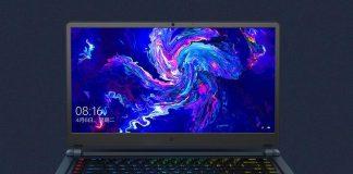 Xiaomi представила новый игровой ноутбук Mi Notebook Pro 2