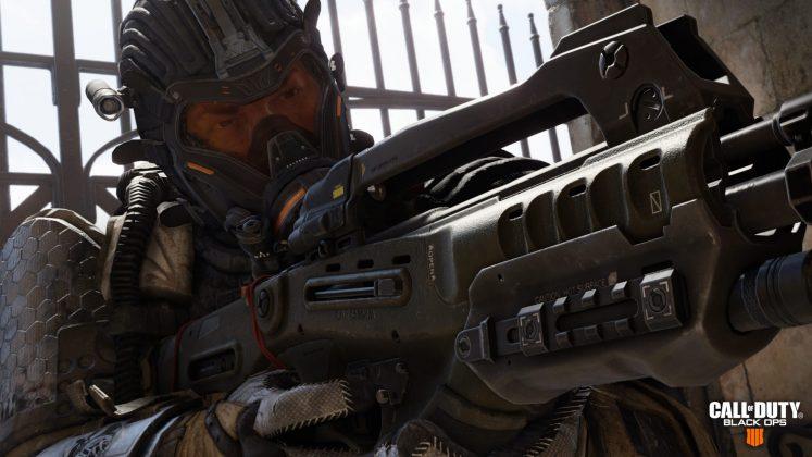 Call of Duty Black Ops 4 - впечатления от бета-тестирования - Firebreak