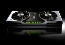 NVIDIA представила видеокарты GeForce RTX
