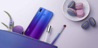 Смартфон Huawei nova 3 представлен в России