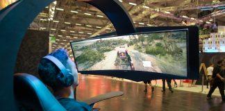 Samsung представляет игровой монитор CJG5 с изогнутым экраном