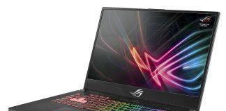 ASUS представила ноутбук Strix SCAR II GL704 RoG