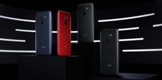Xiaomi Pocophone F1 поступил в продажу в России all
