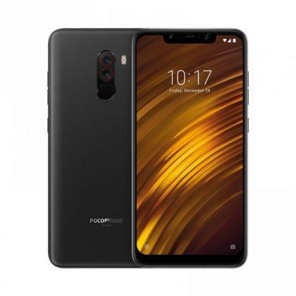 Xiaomi Pocophone F1 поступил в продажу в России black