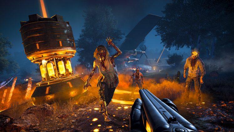 Обзор Far Cry 5 День лютых зомби. Гай Марвел? Серьезно?
