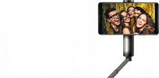 Huawei moonlight selfie stick