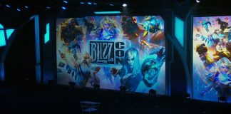 Подробности о виртуальных билетах BlizzCon 2018