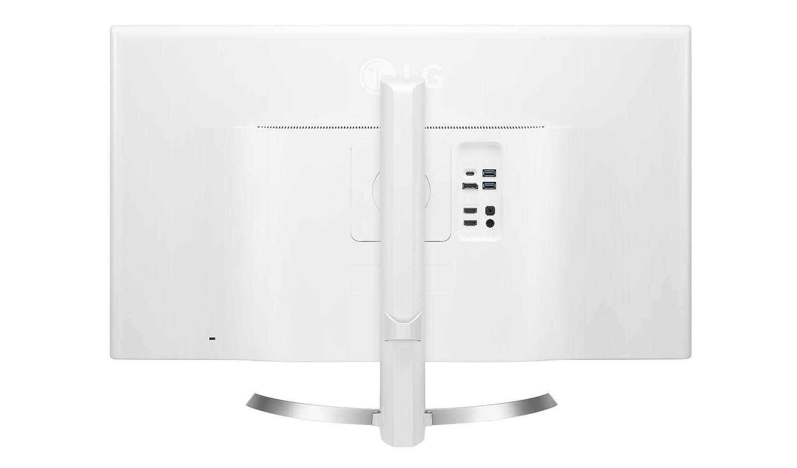LG 32UD99 - UHD 4K монитор появился в России