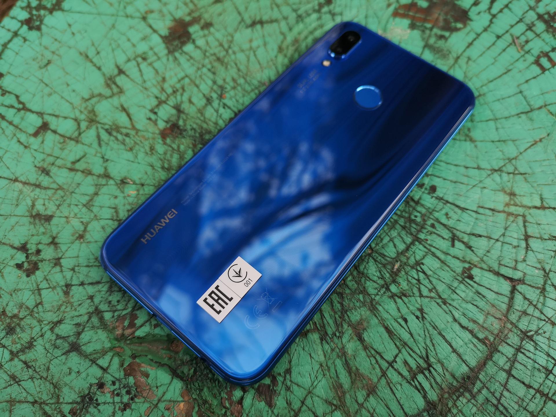 Обзор Huawei P20 Lite. Младший из флагманов