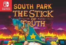 South Park Палка Истины выйдет на Nintendo Switch
